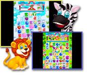 Madagascar Circus Game