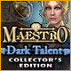 Maestro: Dark Talent Collector's Edition Game