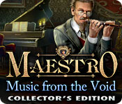 Maestro: Music from the Void Collector's Edition Game Featured Image