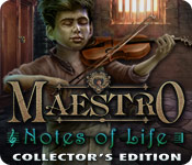 Maestro: Notes of Life Collector's Edition - Featured Game