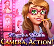 Maggie's Movies: Camera, Action! Game Featured Image