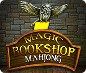 Buy PC games online, download : Magic Bookshop: Mahjong