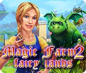 Magic Farm 2: Fairy Lands Game Featured Image