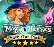 Magic Heroes: Save Our Park Game Featured Image