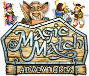 Magic Match Adventures Feature Game