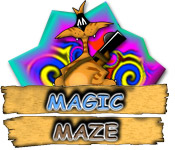 Magic Maze casual game - Get Magic Maze casual game Free Download