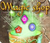 Magic Shop Feature Game