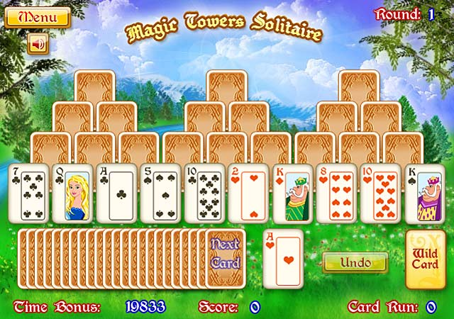 Fairway Solitaire Online Free