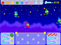 in-game screenshot : Magic Witch (og) - Shoot down all the Magic Witches!