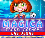 Buy PC games online, download : Magica Travel Agency: Las Vegas