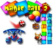 Magic Ball 2 Feature Game