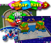Magic Ball 2 Game