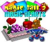 Computerspiele herunterladen : Magic Ball 2 Magic Hearts