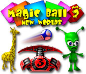 Magic Ball 2 New Worlds