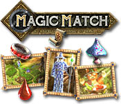 Magic Match Feature Game