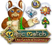 Magic Match: The Genie's Journey - Online