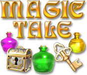 Magic Tale Feature Game