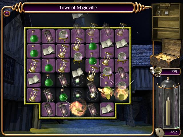 Gra Magicville: Art of Magic Gra Bezpłatne