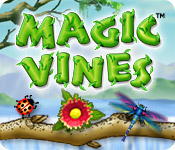 Magic Vines Feature Game