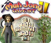 Mah Jong Quest II Game Featured Image