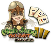 Mah Jong Quest III: Balance of Life Game Featured Image