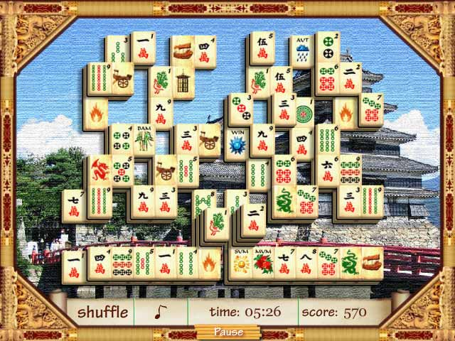 Download Mahjong - Castle on Water