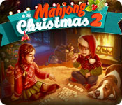Mahjong Christmas 2 Game Featured Image