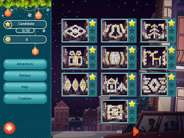Mahjong Christmas 2