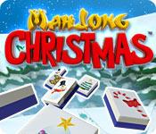 Mahjong Christmas Game Featured Image