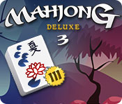 Mahjong Deluxe 3 Game Featured Image