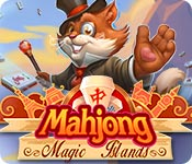 Mahjong Magic Islands for Mac Game
