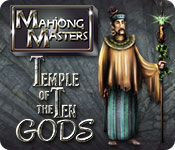 Buy PC games online, download : Mahjong Masters: Temple of the Ten Gods
