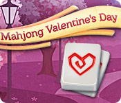 Mahjong Valentine's Day Game Featured Image