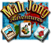 MahJong Adventures Feature Game