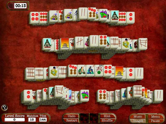 Click To Download MahJong Adventures