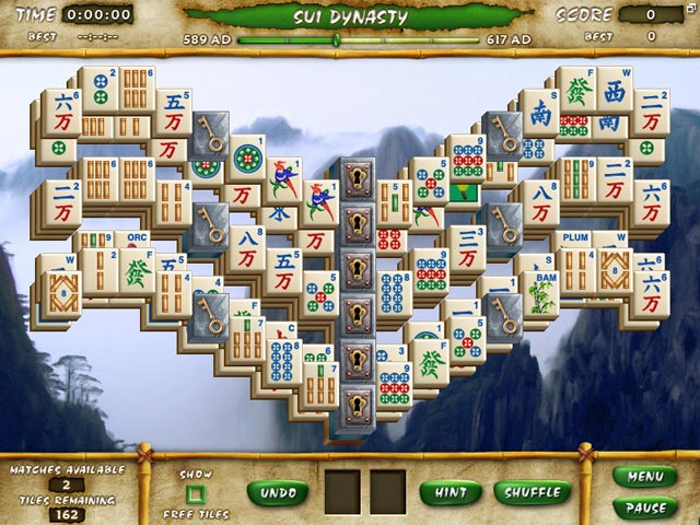 Click To Download Mahjong Escape Ancient China