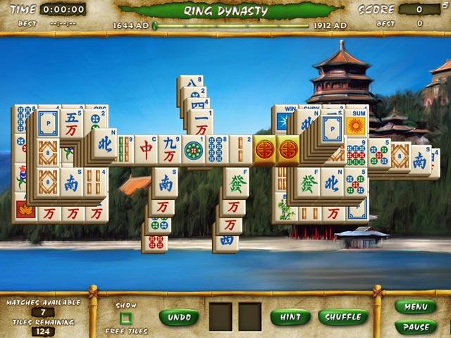Bezpłatne pobieranie Mahjong Escape Ancient China