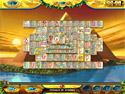 in-game screenshot : Mahjongg - Ancient Egypt (pc) - Embark upon a fantastic adventure!