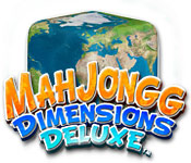 Mahjongg Dimensions Deluxe - Online