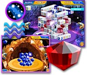 Download Mahjongg Dimensions Deluxe Game