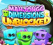 Mahjongg Dimensions Unblocked