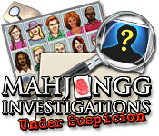 Mahjongg Investigation - Under Suspicion - Online