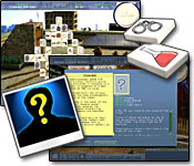 Mahjongg Investigation - Under Suspicion screenshot
