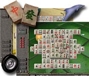 Mahjongg Variations screenshot