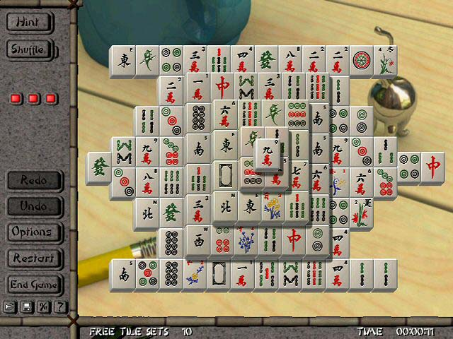 Click To Download Mahjongg Variations