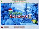 in-game screenshot : Mahjong Holidays II (pc) - Mahjong rechtzeitig zum Fest