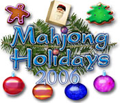 Mahjong Holidays 2006 Feature Game