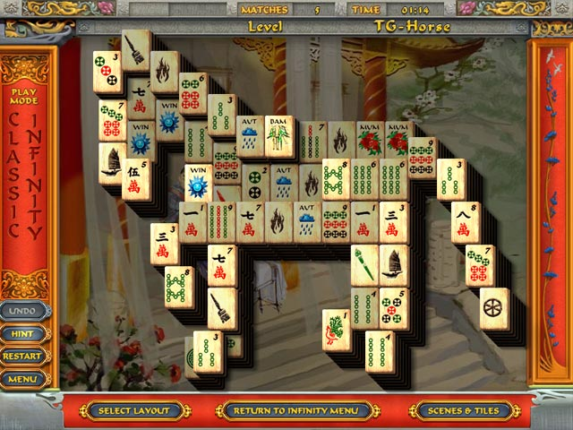 Mahjong Tales: Ancient Wisdom - Ancient stories, classic game.
