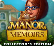 Manor Memoirs Collector's Edition Game Featured Image