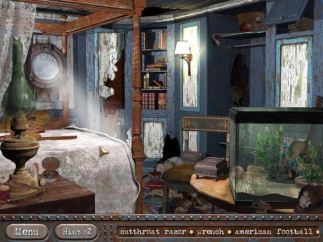 Gra Margrave Manor 2: Lost Ship Gra Bezpłatne